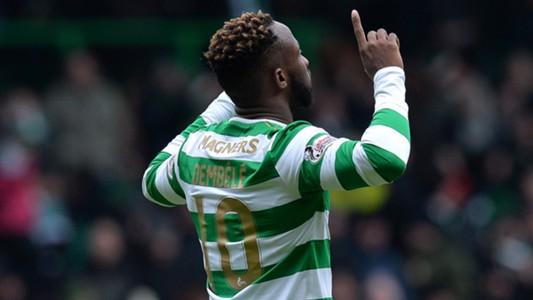 Moussa Dembele Celtic Glasgow