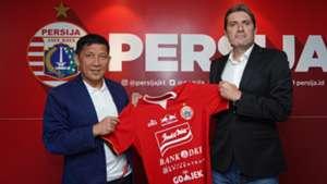 Julio Bañuelos Saez - Pelatih Persija Jakarta