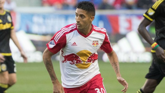 Gonzalo Veron New York Red Bulls 101616