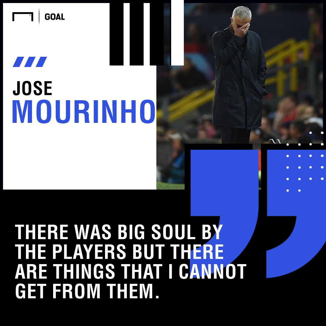 Mourinho feature GFX