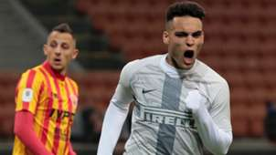 Lautaro Inter Benevento