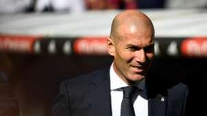 Zinedine Zidane Real Madrid Celta LaLiga 16032019