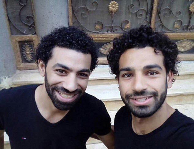 """ผลการค้นหารูปภาพสำหรับ ตะลึง """"ซาลาห์"""" พบคนหน้าเหมือนที่อียิปต์"""