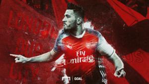Sead Kolasinac Arsenal GFX