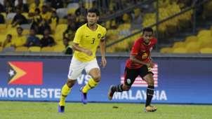 Shahrul Saad, Timor Leste v Malaysia, 2022 World Cup qualification, 11 Jun 2019