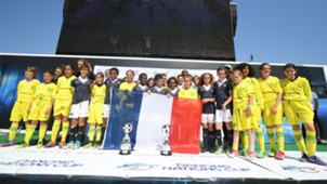 Danone Nations Cup Nantes Bordeaux
