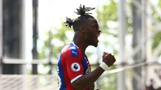 Michy Batshuayi Crystal Palace Bournemouth