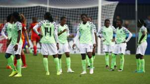 Nigeria U20 women 2018