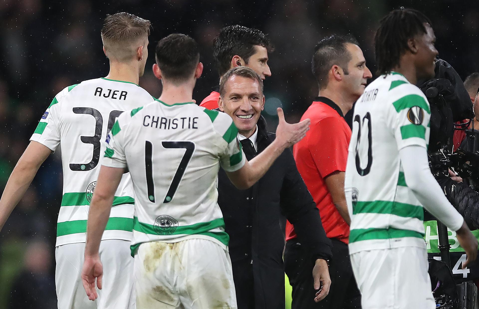 Celtic Europa League 2018-19