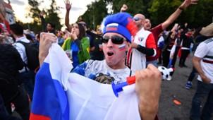 Фанат России