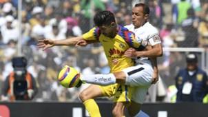 América Pumas Oribe Peralta Marcelo Díaz