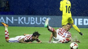 Vrsaljko Lovren Croatia Kosovo WC QUALIFICATION 02092017