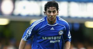 Claudio Pizarro Chelsea