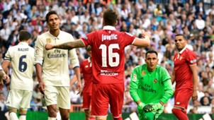 Stevan Jovetic Real Madrid Sevilla LaLiga 14052017