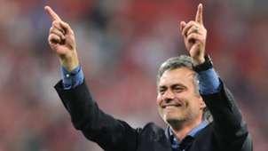 Jose Mourinho Inter Milan 2010