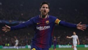 Lionel Messi FC Barcelona 14032018