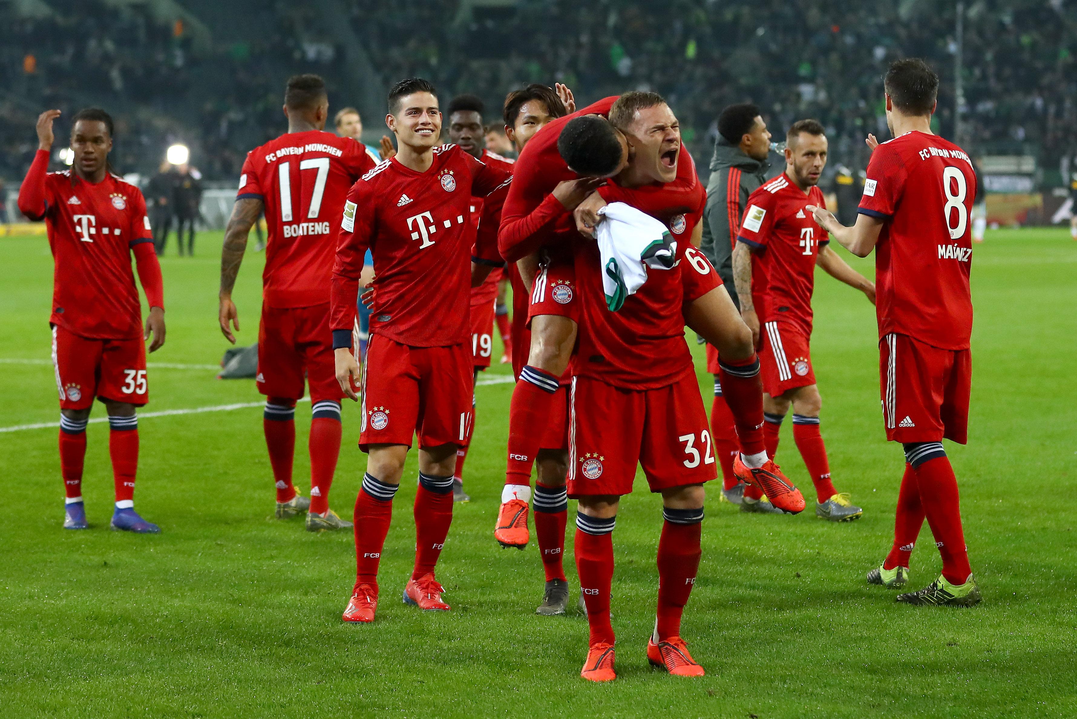 Borussia Dortmund perdió y podría alcanzarlo el Bayern