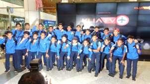 Malaysia U18, 18092017