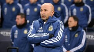 Argentina Italia International friendly 23032018