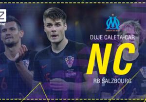 Duje Caleta-Car - De Salzbourg à Marseille - NC