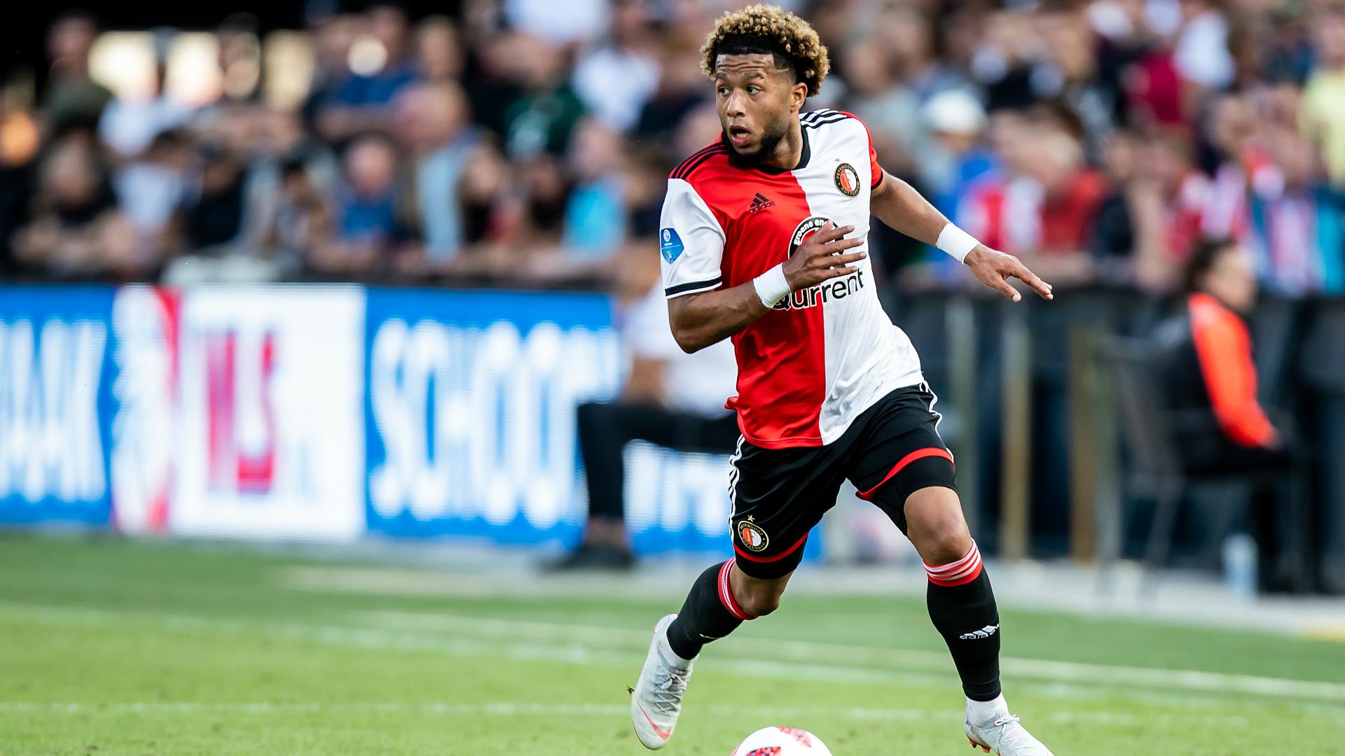 Tonny Vilhena, Feyenoord, Eredivisie 09022018