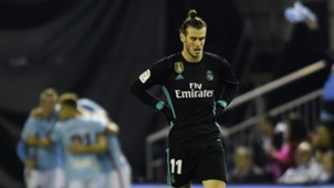 Gareth Bale Celta Vigo Real Madrid 01072018