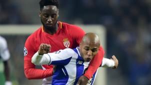 Souhailo Meite Yacine Brahimi FC Porto AS Monaco UEFA Champions League 06122017