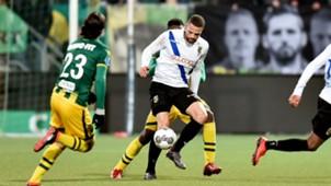 Luc Castaignos, ADO - Vitesse, Eredivisie 02082018