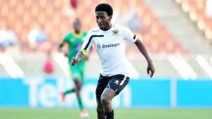 Siphelele Ntshangase of Black Leopards