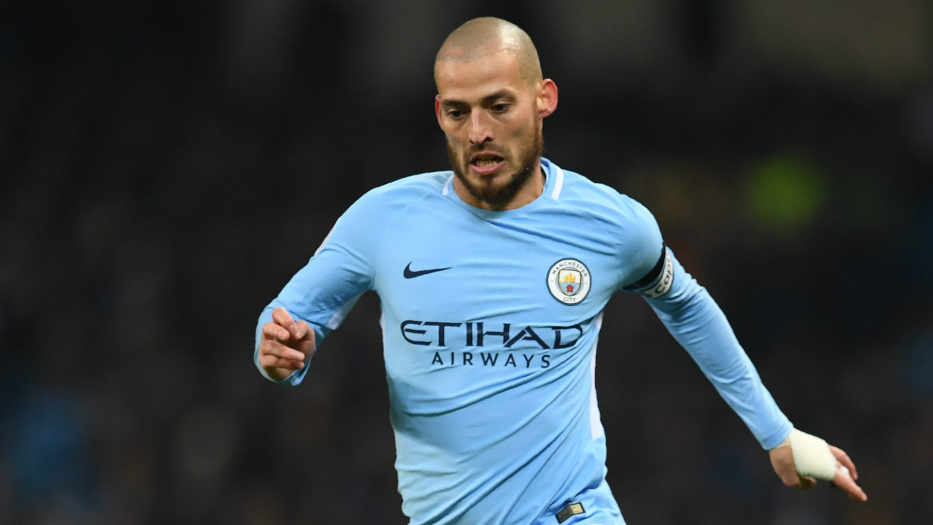David Silva Reflects On Most Special Man City Title In Tough Year Goal Com