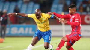 Lebese set for crunch talks with Mamelodi Sundowns over future