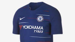 Chelsea home kit 18-19