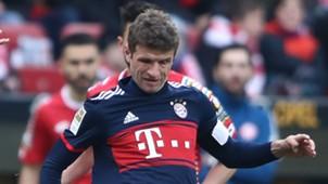 Thomas Muller Bayern Munich Mainz