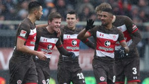 2. Bundesliga St. Pauli Neudecker 25022018