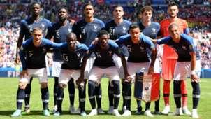 2018 Frankreich WM Kader Spielplan Ergebnisse
