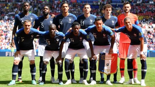 Wm 2021 Kader Frankreich