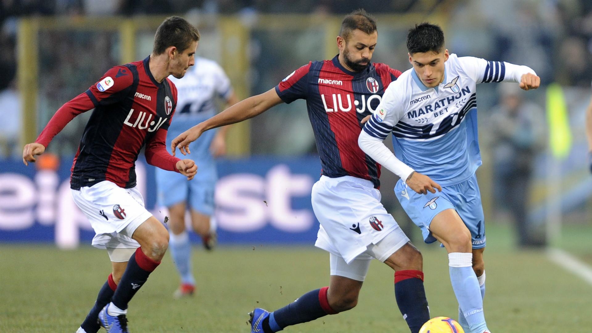 Joaquin Correa Lazio Bologna