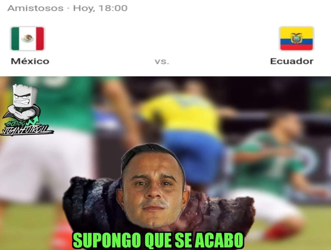 Memes México Ecuador
