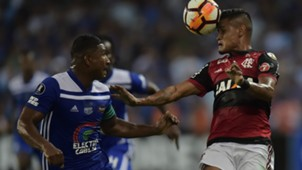 Jorge Guagua Everton Emelec Flamengo Copa Libertadores 14032018