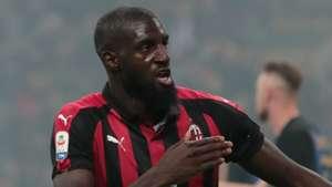 Tiemoue Bakayoko AC Milan 2018-19