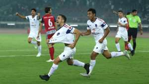 Delhi vs Jamshedpur ISL 2018-19