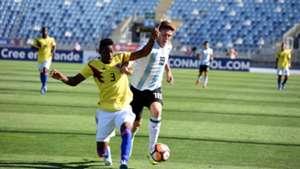 Argentina Colombia Sudamericano Sub 20