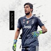 Mattia Perin Juventus GFX