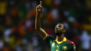 Nicolas Nkoulou Egypt Cameroon AFCON 2017 Final