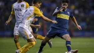 Boca Central Superliga argentina Pablo Perez 201018