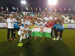 Magyar minifutball válogatott