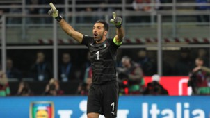Gianluigi Buffon Italy Sweden