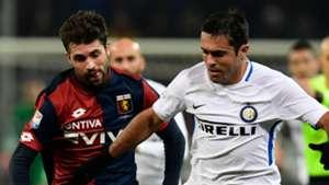 Daniel Bessa Eder Genoa Inter Milan Serie A