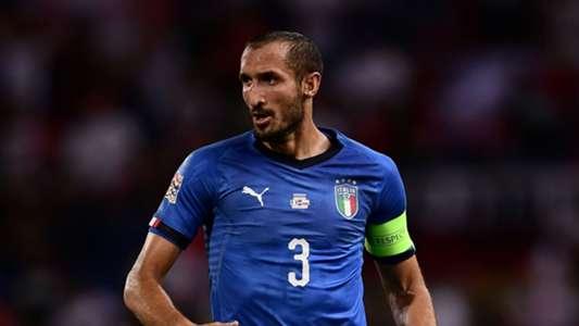 Giorgio Chiellini Italy 07092018