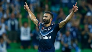 Fahid Ben Khalfallah Melbourne Victory v Perth Glory A-League 11032017